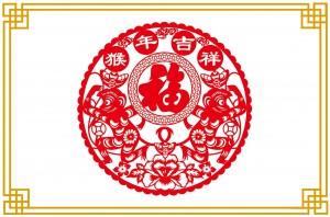 Chinesisches Neujahr, Sternzeichen Affe
