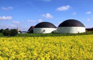 Farm-Biogas